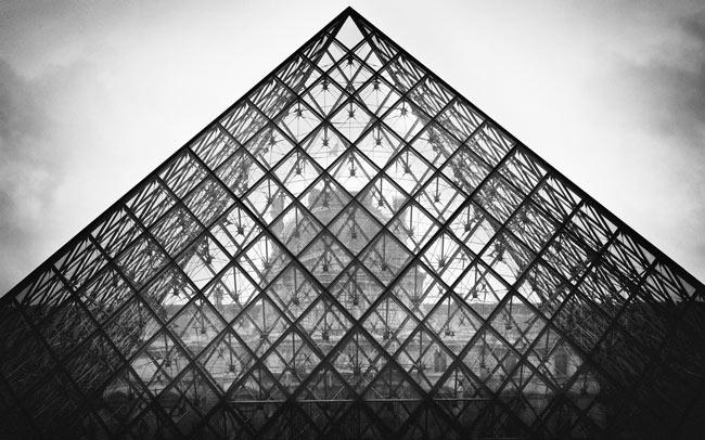 Louvre Museum, Paris (2010).