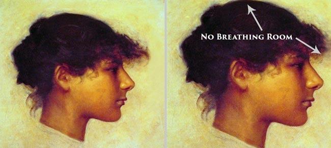 law-of-symmetry-gestalt-psychology-gazing-direction-Annie-Leibovitz-angelina-jolie-cropped