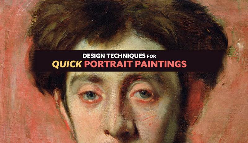 Design-techniques-for-quick-portrait-paintings-intro
