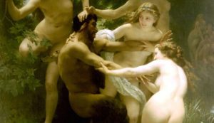 Mastering Composition with Bouguereau- nymphs-and-satyr-root-2
