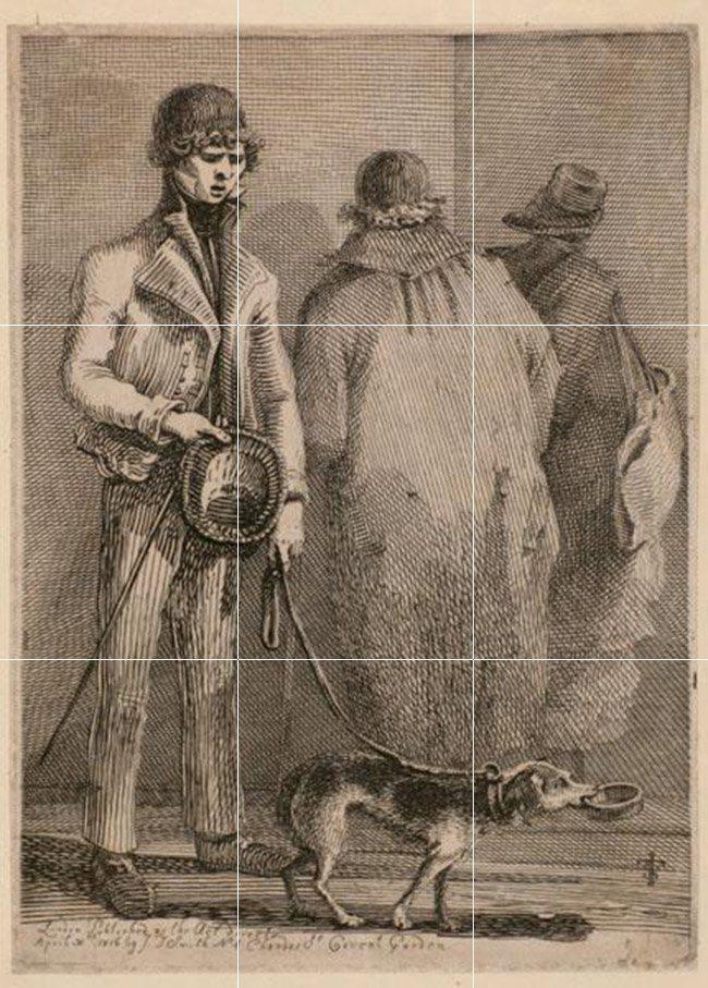 Mastering Composition Drawing Beggars-john_thomas_smith-1816-tp152-thirds