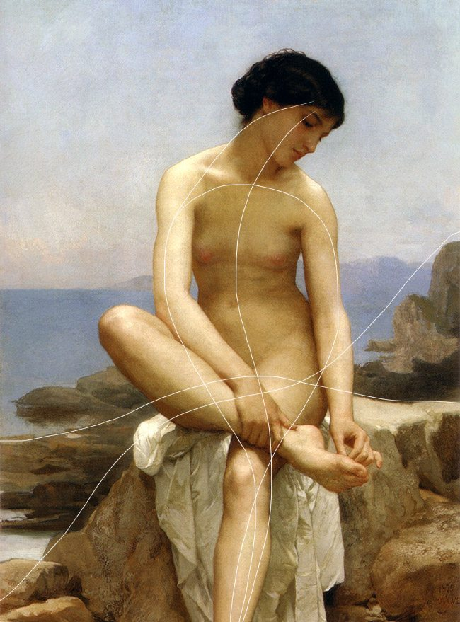 WilliamBouguereau-TheBather2