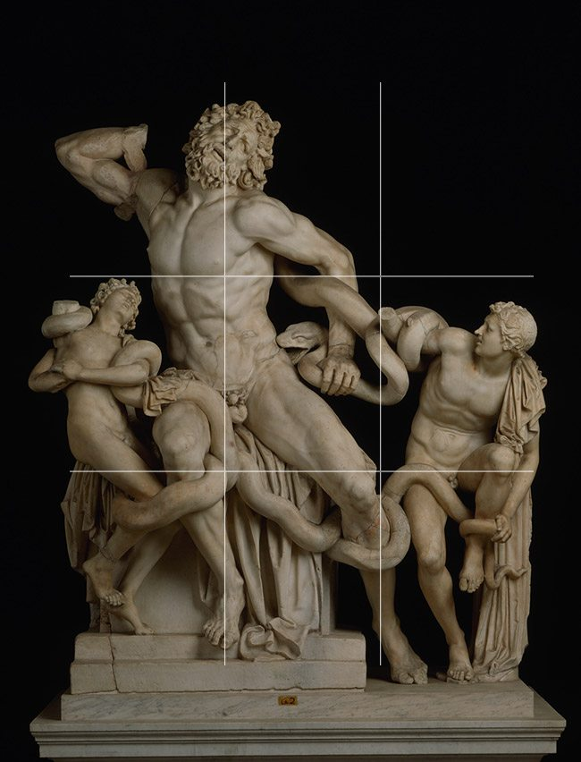laocoon-thirds