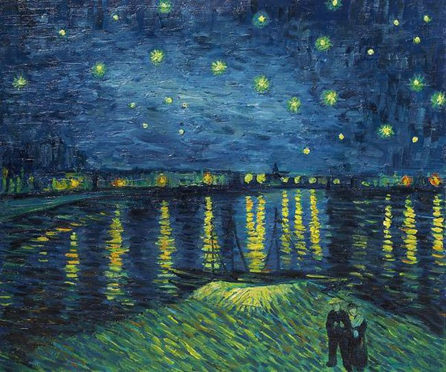 vangogh-starrynightoverrhone1