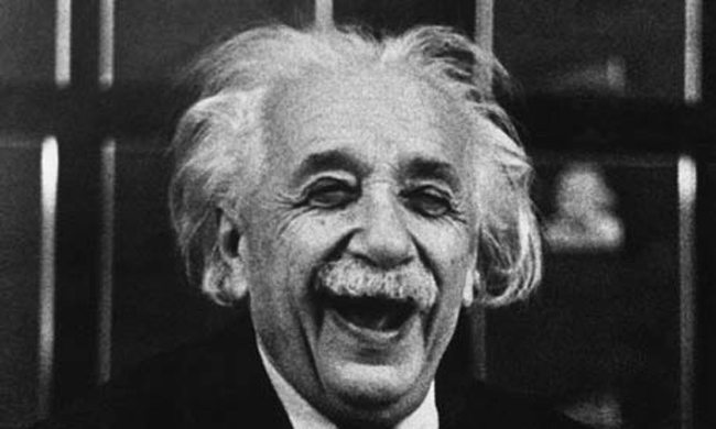 EinsteinLaughing