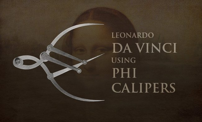 golden ratio-mona lisa-da vinci-phi calipers-intro