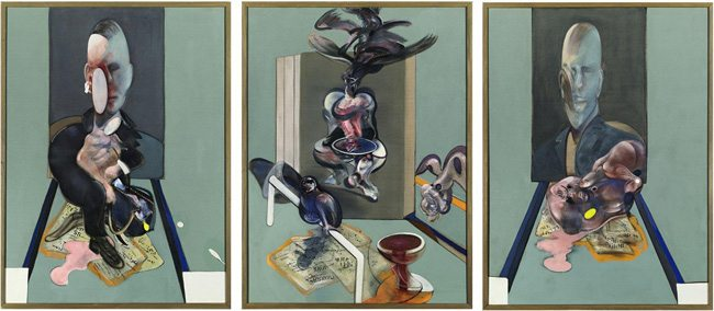 honey-and-charm-francis-bacon-triptych