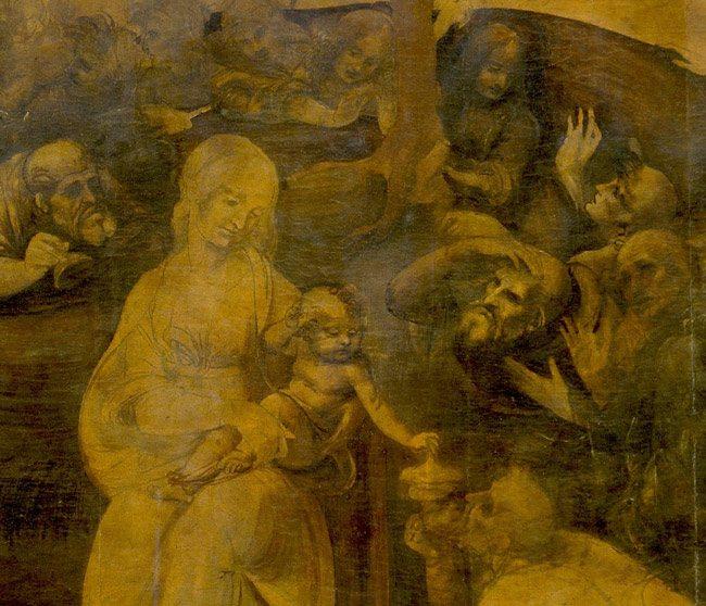Leonardo_da_Vinci_-_Adorazione_dei_Magi_-_Google_Art_Project-closeup