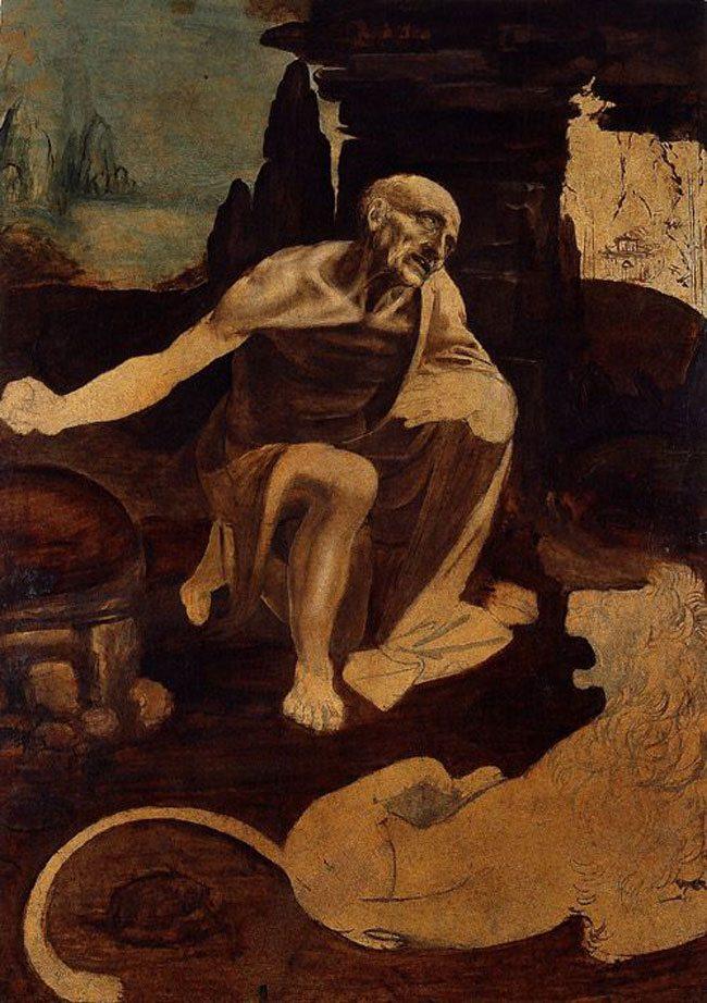 leonardo-da-vinci-painting-st-jerome