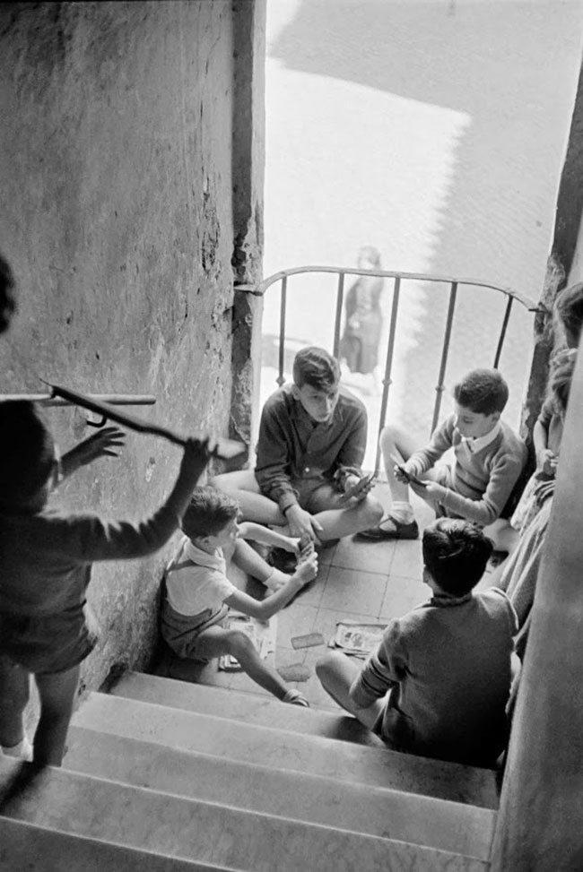 Henri-Cartier-Bresson---Rome,-1952