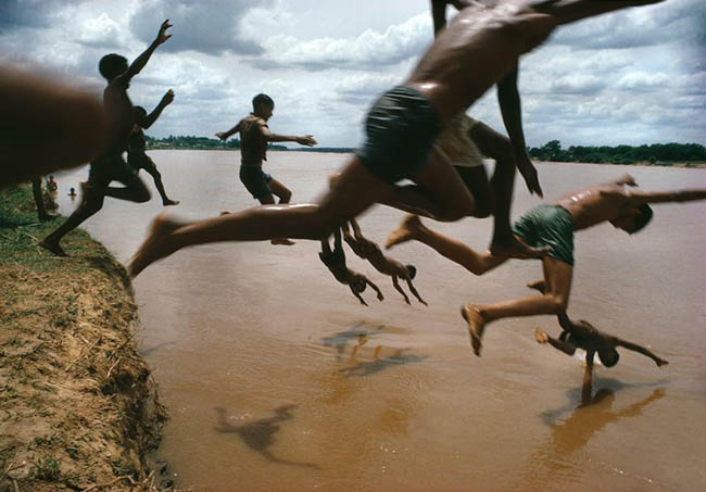 BRAZIL. Leticia. The Amazon river. 1966.