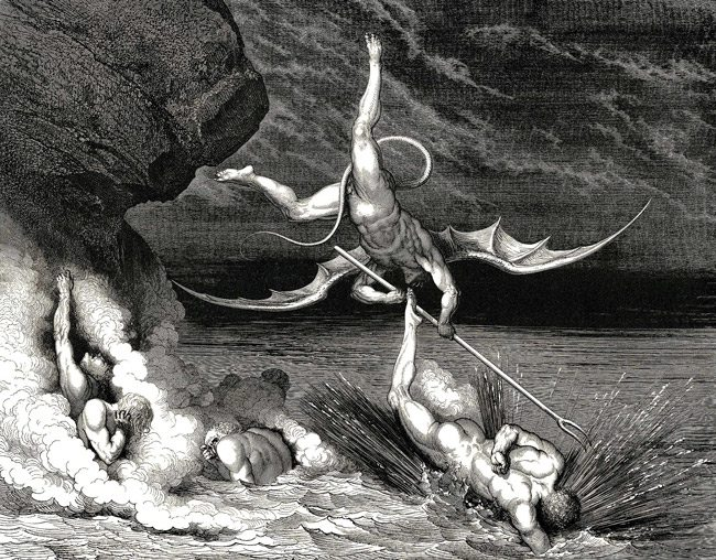 Gustave-Dore-the-inferno-canto-1