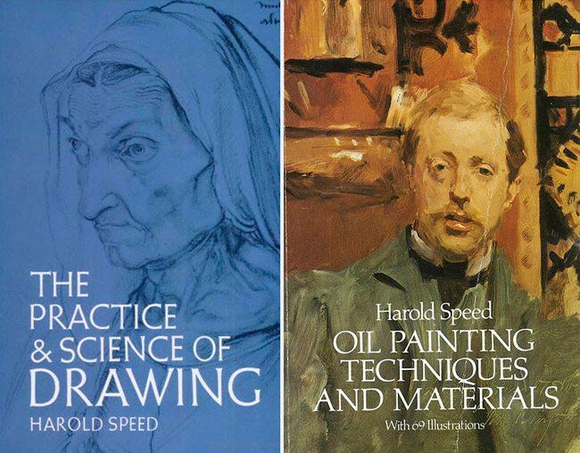 harold-speed-books