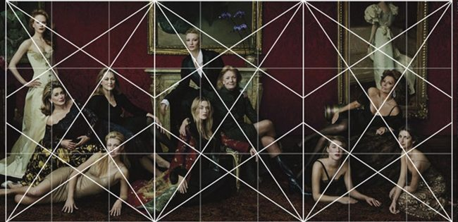 Annie_Leibovitz-group-photo-grid-system