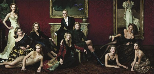Annie_Leibovitz-group-photo
