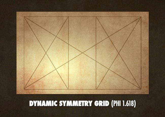 Phi-Rectangle-Dynamic-Symmetry