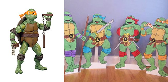 Mastering-Composition-Teenage-Mutant-Ninja-Turtles-Cutout