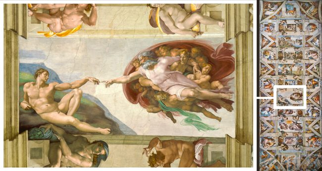 Mastering-Composition-with-Michelangelo-and-Sistine-Chapel-Ceiling