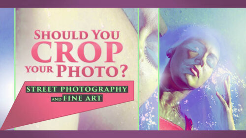 Should you crop your photo-youTube