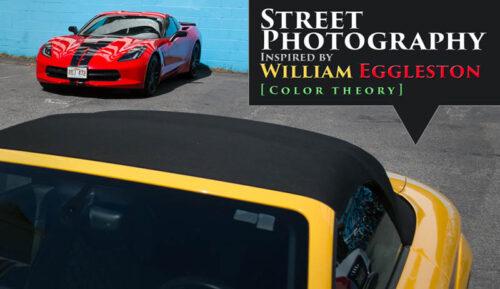 street photography William Eggleston YouTube