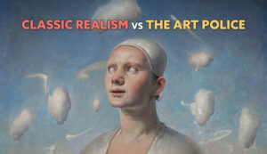 classical realism vs the art police-odd-nerdrum-classical-realism-vs-the-art-police-intro