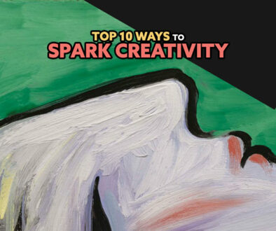 Top 10 Ways to Spark Creativity-Top-10-Ways-to-Spark-Creativity-Picasso-Intro
