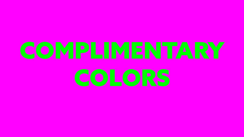 Complementary-Colors-Myth-Complementary-colors-words-no-border