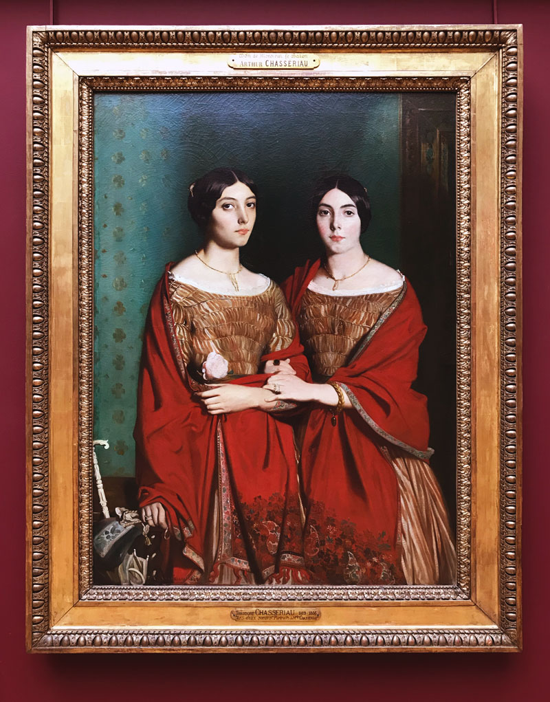 Complementary-Colors-Myth-Theodore-Chasseriau-two-sisters-louvre-complementary-colors-800px