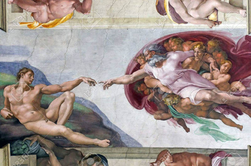 Complementary-Colors-Myth-michelangelo-s-masterpiece-the-creation-of-adam-in-sistine-chapel-vatican-museum