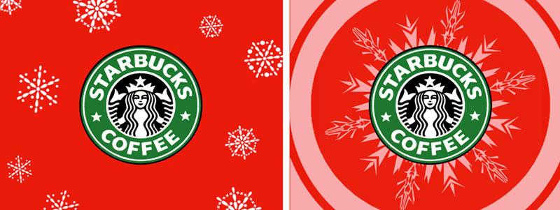 Complementary-Colors-Myth-starbucks-christmas-logo-combo