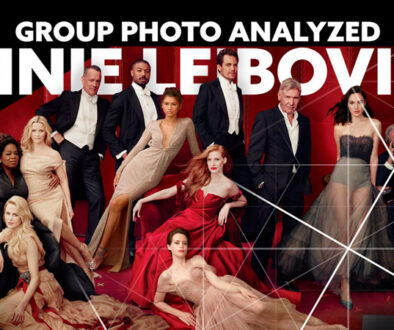 Annie-Leibovitz-Group-Photo-Analyzed-Red-intro-Composition Analyzed