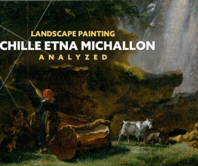 Achille-Etna-Michallon-Met-intro-landscape painting analyzed