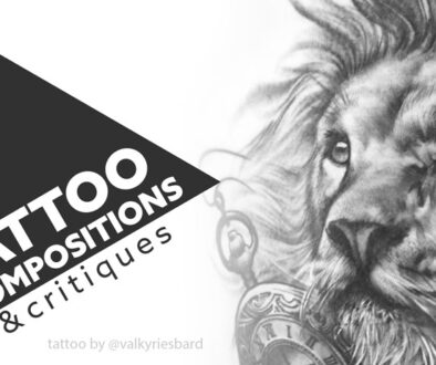 Tattoo compositions and critiques-intro