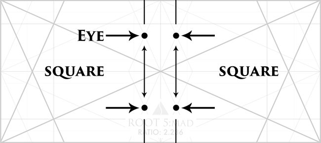 Mastering-Composition-root-5-grid-with-square-marks-dynamic-symmetry