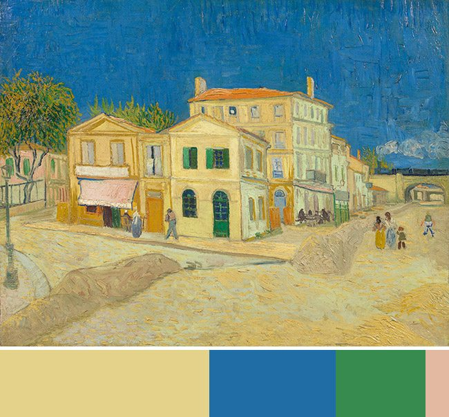 Mastering Composition with Van Gogh Color Theory- Van Gogh Museum-005