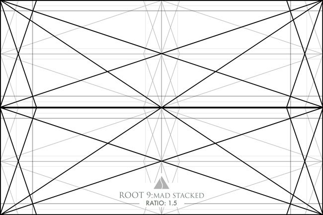 Dynamic Symmetry and Mastering Composition-Root-9-MAD-stacked