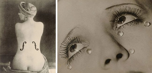 Mastering Composition - Henri Cartier-Bresson using Dynamic Symmetry - Proof-022-Man Ray surreal photos