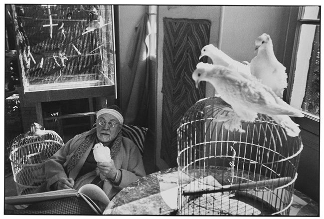 Mastering Composition - Henri Cartier-Bresson using Dynamic Symmetry - Proof-024-matisse