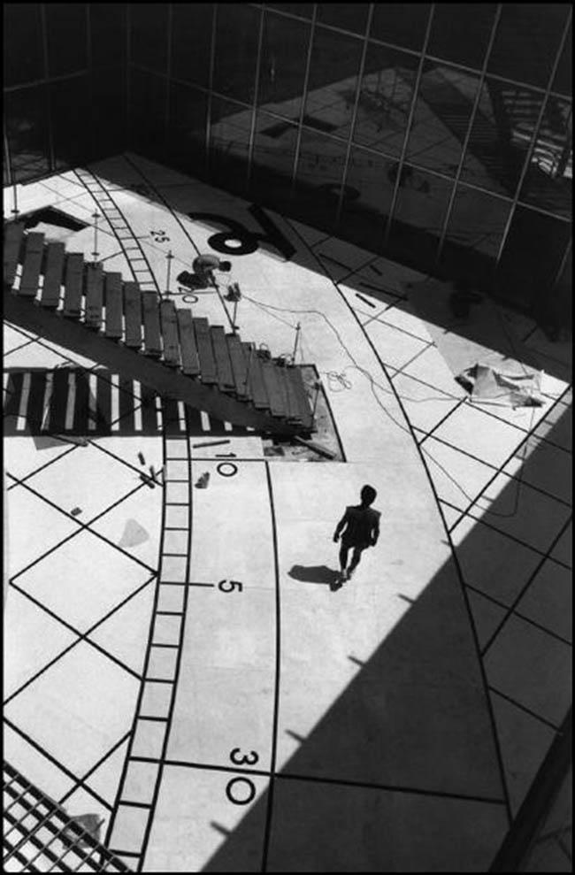 Martine Franck photography analysis by Tavis Leaf Glover