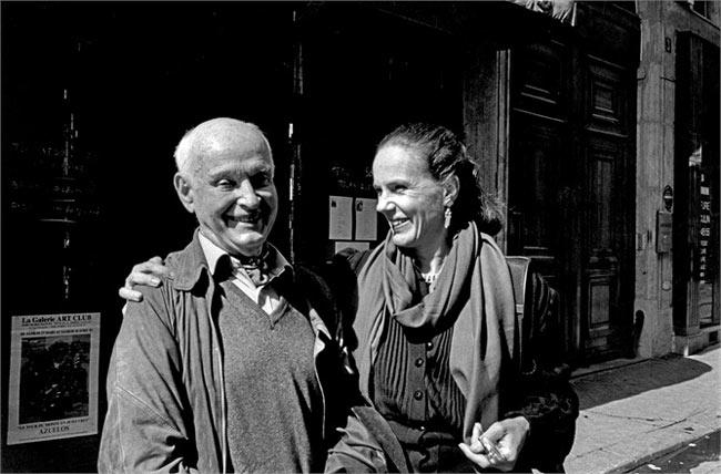 Martine-Franck-and-Henri-Cartier-Bresson